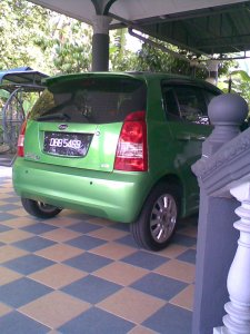my little chubby car..(chubby ke?)