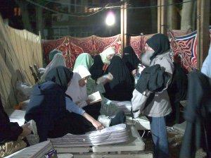view at blood donation camp~kitorng ms ni tengah berangan jd sukarelawan MERCY Malaysia..haha(look at the place!)