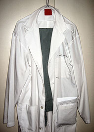 Canadian white coat