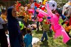 Sham El-Naseem-Spring festival in Egypt